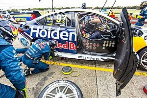 Shakedown ban on new Supercars shocks