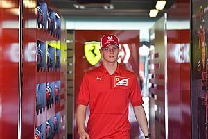 Ferrari heeft hoge verwachtingen van Mick Schumacher voor 2020