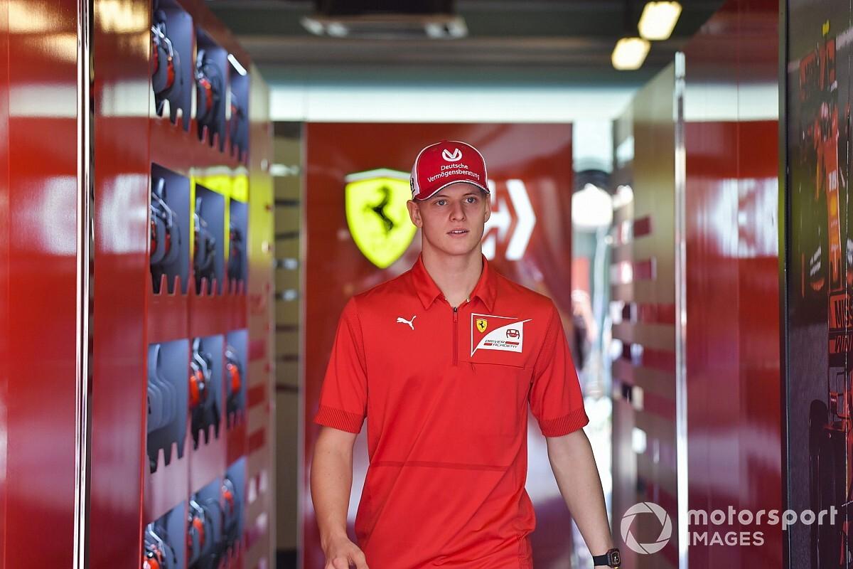 ¿Qué pasará con Mick Schumacher tras el fichaje de Sainz por Ferrari?