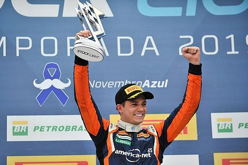 Salas vence corrida 1 em Goiânia e fica mais perto do título