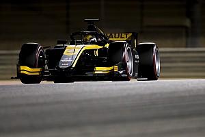 周冠宇认为18寸轮胎对2020赛车性能很关键