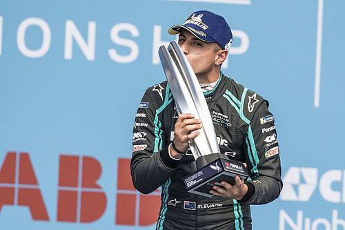 墨西哥城ePrix:埃文斯轻松获胜