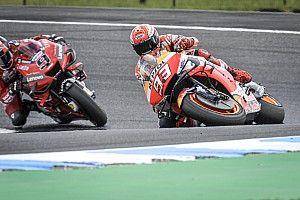 """Marquez: """"Quest'anno sarà molto difficile recuperare"""""""