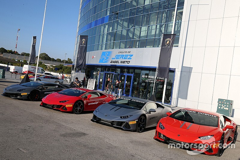 Fotogallery Lamborghini: Jerez accoglie le World Final