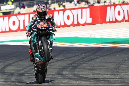 Fabio Quartararo est votre pilote de l'année 2019!
