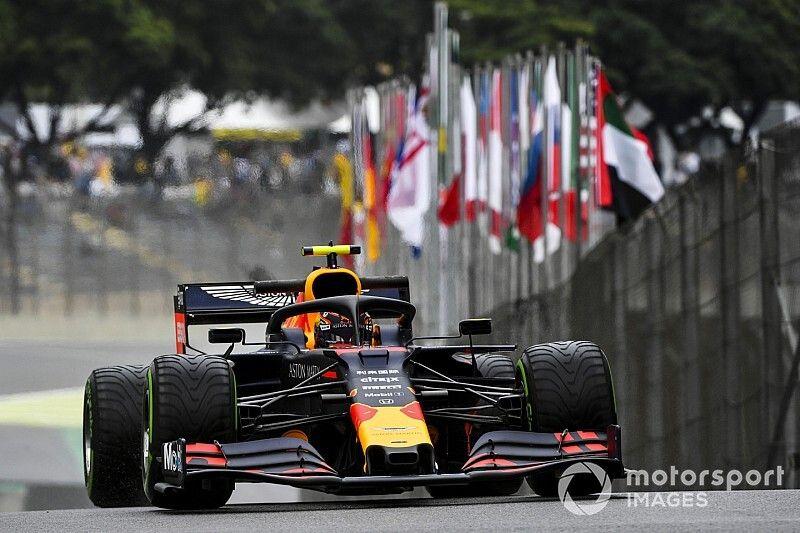Albon lidera primeira sessão de treinos para o GP do Brasil de F1