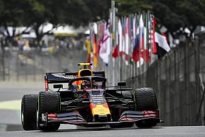 巴西大奖赛FP1:阿尔本湿地上最快但发生撞墙