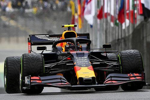 Элбон стал лучшим в первой тренировке Гран При Бразилии, а потом разбил машину