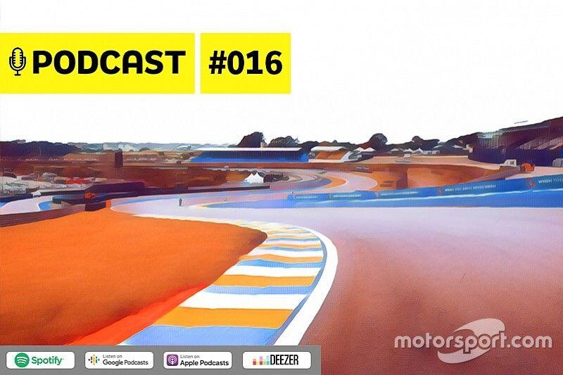 Podcast #016 - O que esperar do GP do Brasil de Fórmula 1?