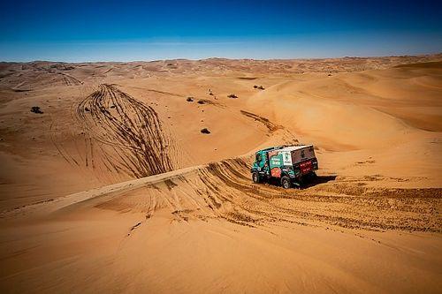 Trzy kraje na trasie Silk Way Rally