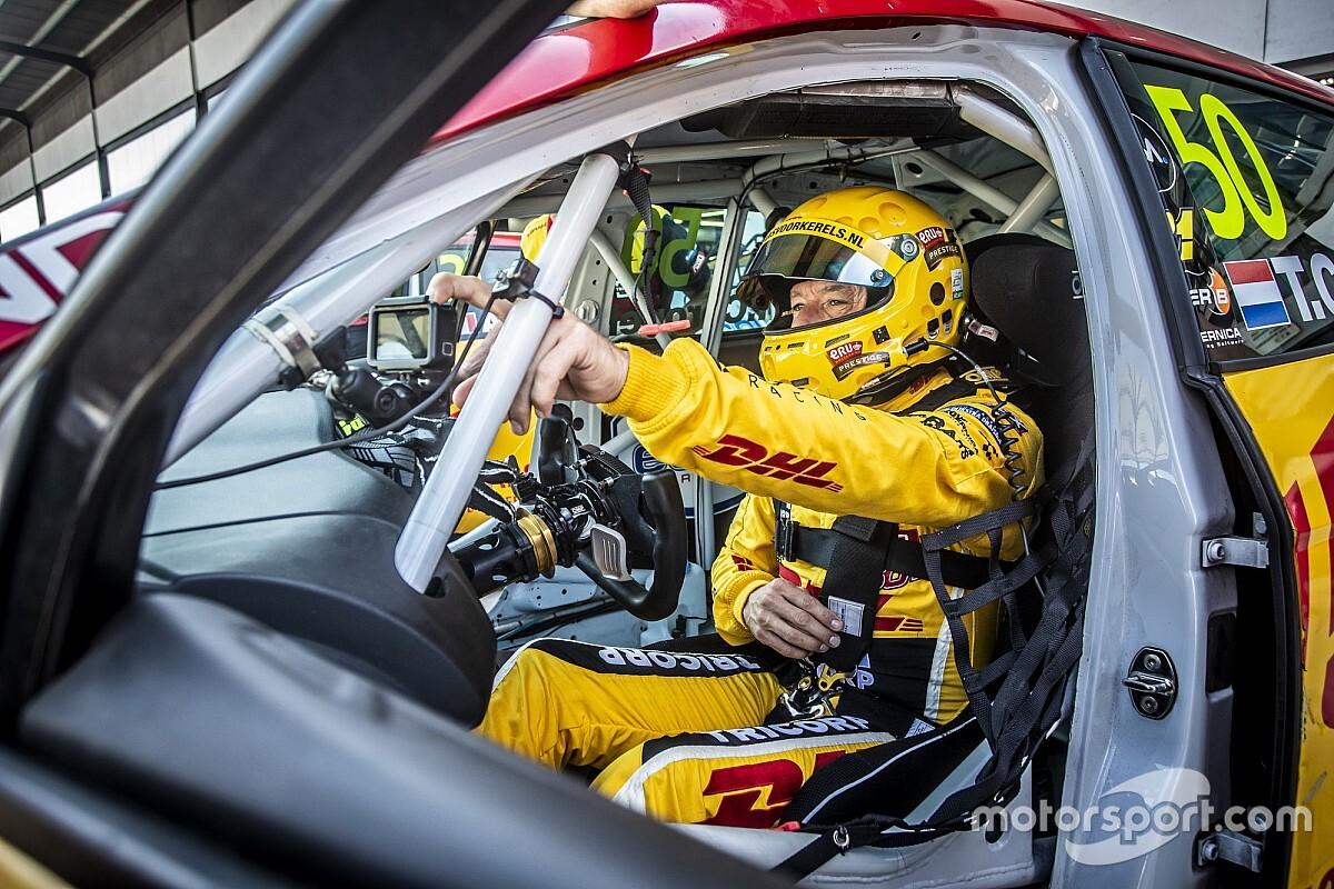 Coronel debuteert in virtueel TCR Europe-kampioenschap