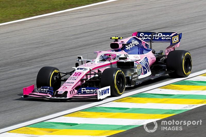 В Сеть утекла фотография новой Racing Point RP02