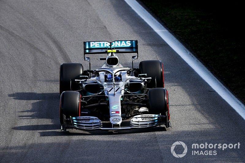 """Bottas: """"Yüksek rakım Mercedes'i etkiliyor"""""""