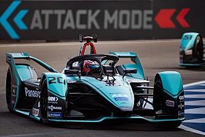E-Prix Marrakech, Libere 2: zampata Jaguar con Evans
