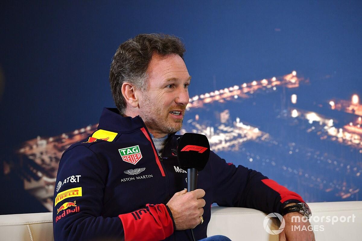 Horner rekent op financiële steun van Liberty Media voor F1-teams