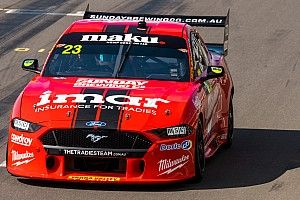 Davison tops Supercars pre-season test
