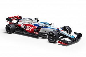 Williams, 2020 Formula 1 aracı FW43'ü tanıttı!