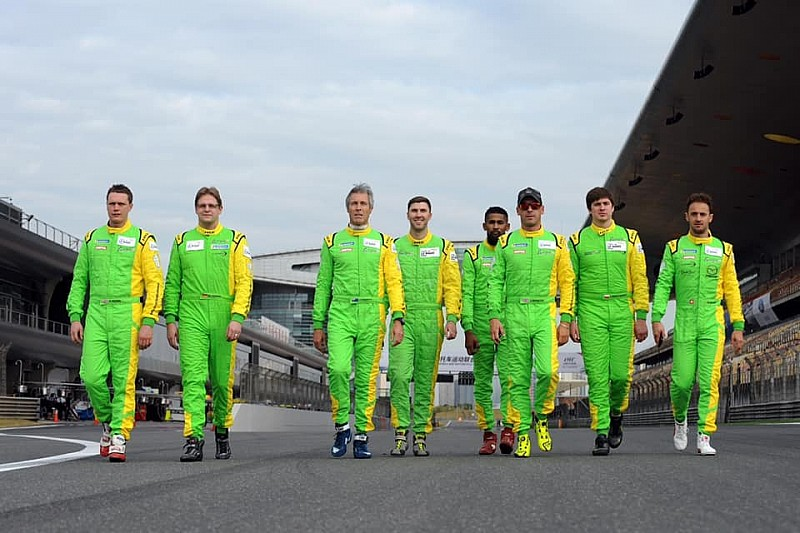 Zielono-żółta armada