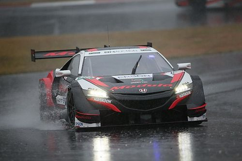 Daisuke Nakajima consigue la segunda pole para Honda