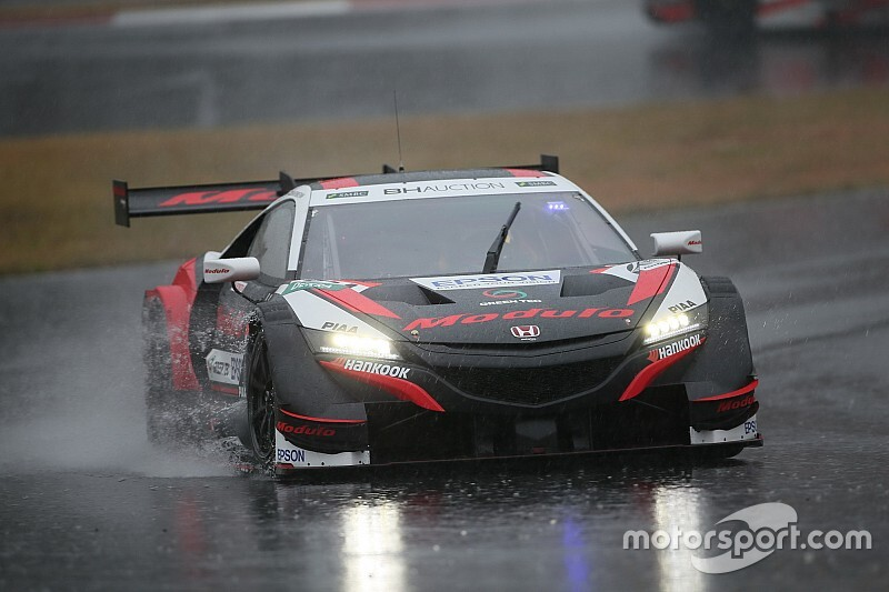 Dream-Race in Fuji: Ergebnis, 2. Qualifying