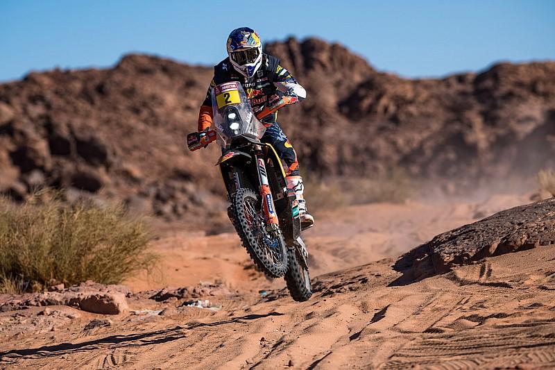 Dakar, Moto: cambia la classifica per un problema ai GPS