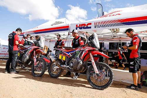 "Honda has ""much better cards"" for Dakar win than KTM"