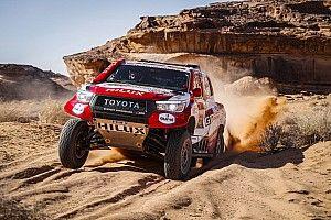Alonso nem zárja ki, hogy az egyik nap végén a TOP-3-ban legyen a Dakaron