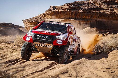 """Dakar, Al-Attiyah: """"Stupito dalla prima settimana di Alonso"""""""