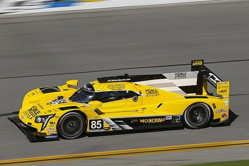 Vautier confirmed in JDC-Miller's Rolex 24 line-up