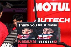 精一杯やるだけ! 逆転王者目指す23号車GT-Rの松田次生「良い形で締めくくりたい」