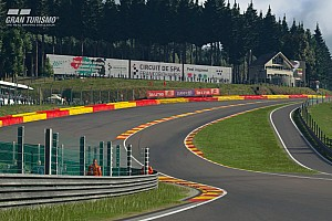Spa-Francorchamps ya está en 'Gran Turismo Sport'