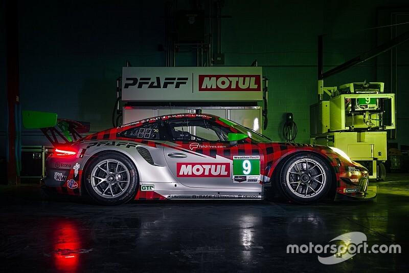 Daytona 24 Hours 2020 Entry List.Pilet Lands Rolex 24 Drive With Pfaff Gtd Squad