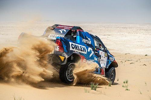 Abu Dhabi Desert Challenge przełożone