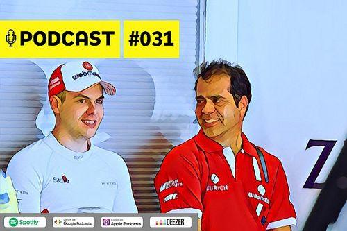 Podcast #031 - Bruno Baptista e Nonô Figueiredo falam da Stock Car 2020