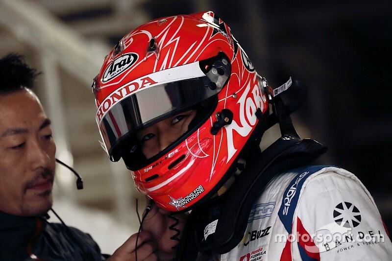 松下信治、FIA F2継続参戦! MPモータースポーツで狙うは悲願のタイトル