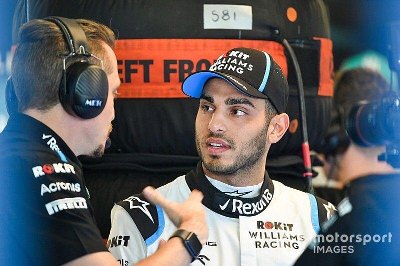 ウイリアムズ、ニッサニーをテストドライバーに起用。FP1にも3回出走へ
