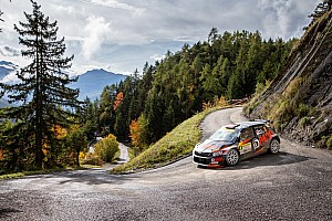 Olivier Burri remporte le Rallye International du Valais !