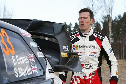 Adaptasi Cepat Kunci Evans Jadi Penantang Gelar WRC 2020