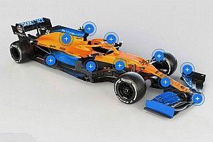 Análisis técnico: 10 puntos clave del nuevo McLaren