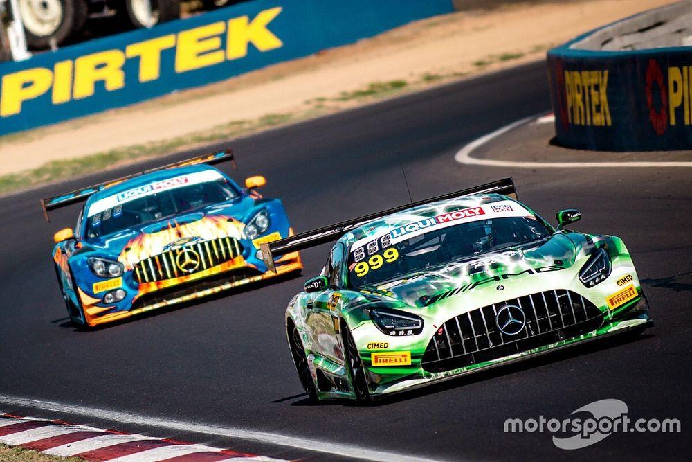 Mercedes rozważa zaangażowanie w DTM