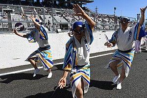 Лучшие фотографии Гран При Японии: воскресенье