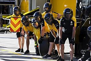 A Renault szerint irreálisan sokat vártak tőlük idén az F1-ben