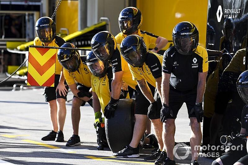 Renault prepara un dossier per una difesa meticolosa