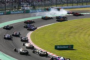 審議ナシ?……Whyジャパニーズジーピー!!!!!!! F1日本GP:注目のチームラジオ集