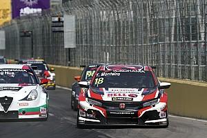 Honda podała skład na WTCR