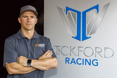 Holdsworth's new Tickford Supercars deal confirmed