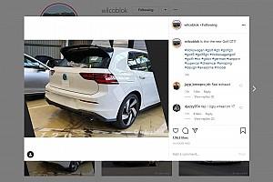 Volkswagen Golf GTI, la prima foto senza camuffature?