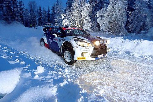 Экипажам WRC приказали иметь в машине две лопаты