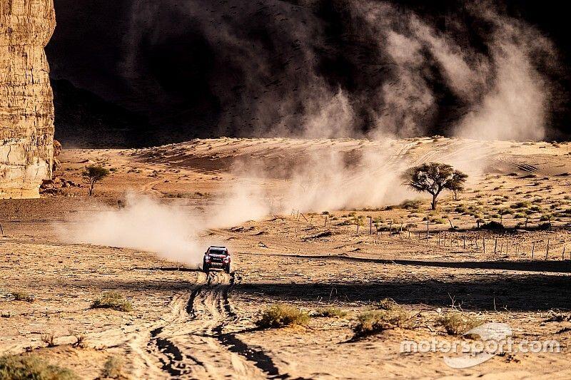 Alonso abbonato al 4° posto al Rally Ula Neom