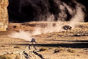 Alonso se abona al 4º puesto en el Rally Ula Neom